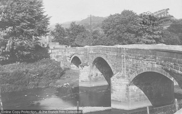 Photo of Whalley, The Bridge 1906