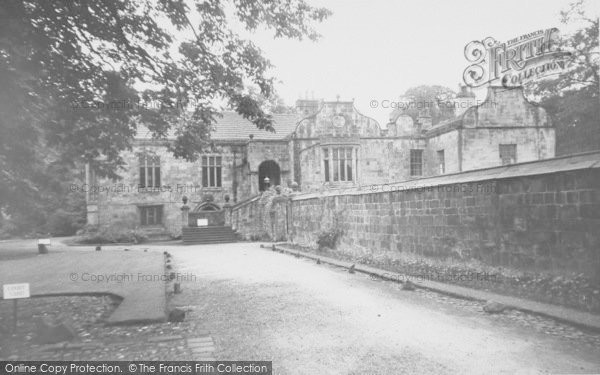 Photo of Whalley, The Conference House c.1960