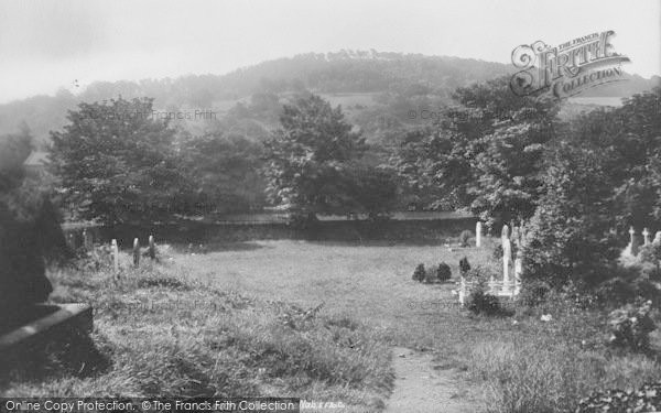 Photo of Whalley, The Nab 1906