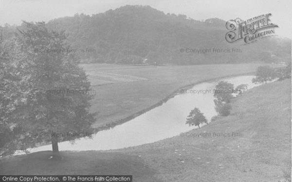 Photo of Whalley, The Nab And River Calder 1921
