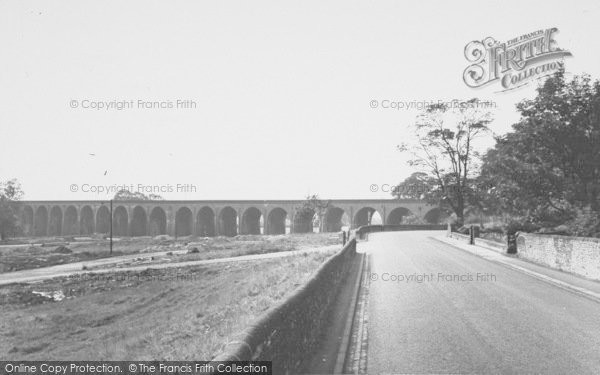 Photo of Whalley, The Viaduct c.1965
