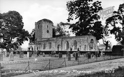 Church Of St Mary Magdalen c.1950, Whalton
