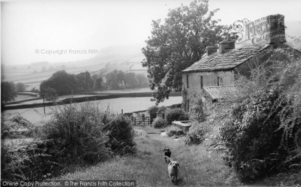 Photo of Wharfe, c.1960