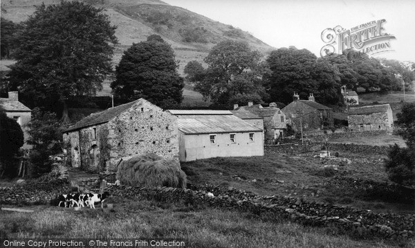 Photo of Wharfe, Village c.1960