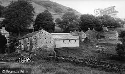 Wharfe, Village c.1960