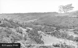 Derwent Valley c.1955, Whatstandwell