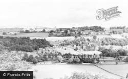 General View c.1960, Whatstandwell