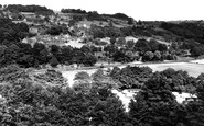 Whatstandwell, Hillside c1960