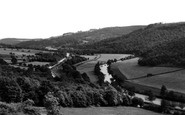 Whatstandwell, the Valley c1955