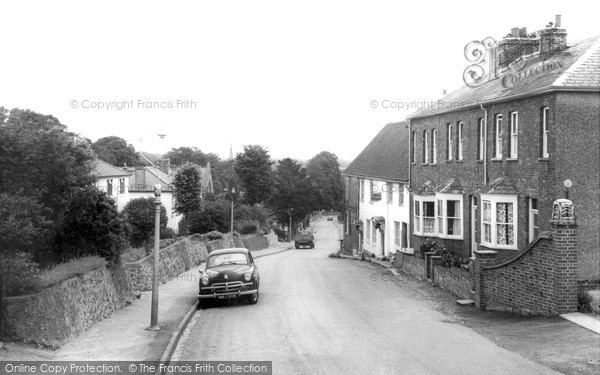 Photo of Wheathampstead, Brewhouse Hill c.1965