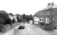 Wheathampstead, Brewhouse Hill c1960