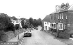 Wheathampstead, Brewhouse Hill c.1965