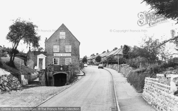 Wheathampstead, Brewhouse Hill c1965
