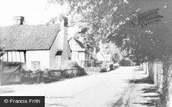 Wheathampstead, Brocket Arms c.1965