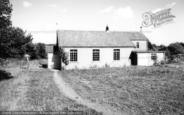 Photo of Wheathampstead, Catholic Church c.1965