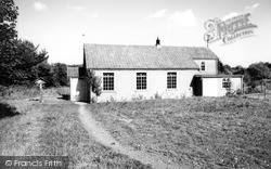 Wheathampstead, Catholic Church c.1965