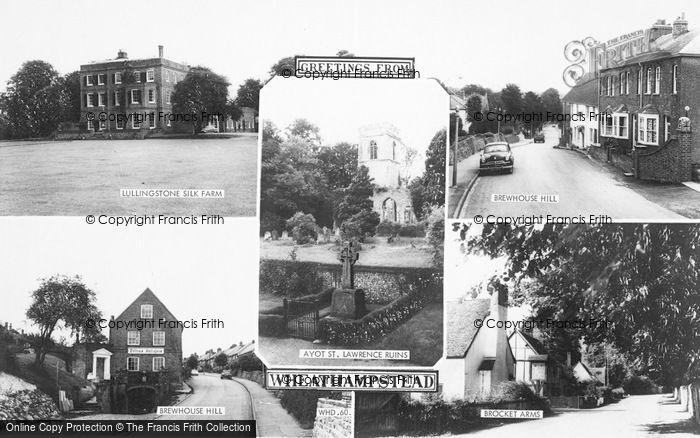 Photo of Wheathampstead, Composite c.1965