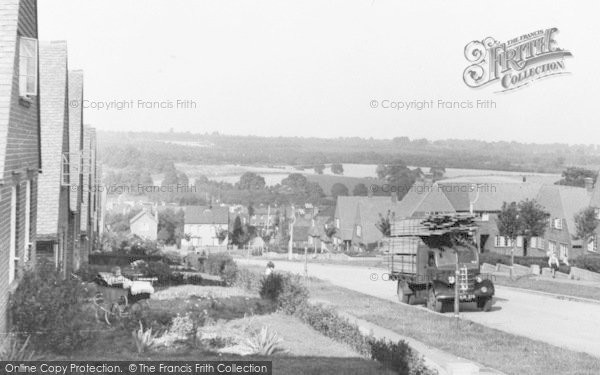 Photo of Wheathampstead, Conqueror's Hill c.1960