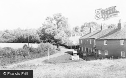 Wheathampstead, Gustard Wood c.1960