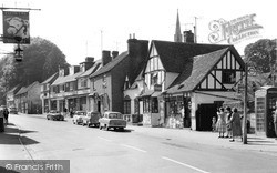 Wheathampstead, High Street 1961