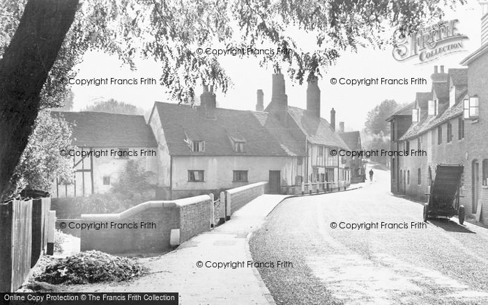 Photo of Wheathampstead, High Street c.1960