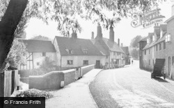 Wheathampstead, High Street c.1960