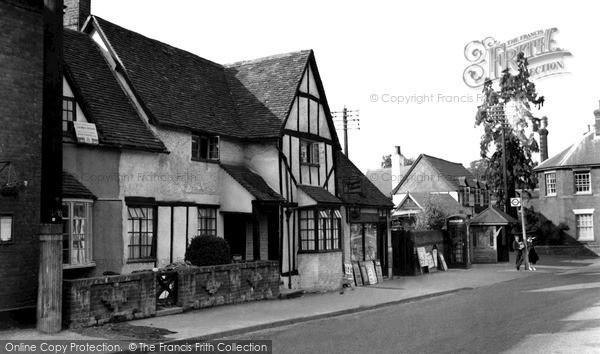 Photo of Wheathampstead, High Street c1961
