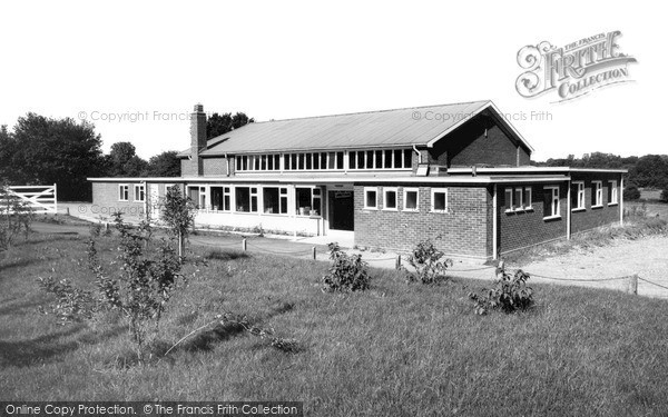 Wheathampstead, Memorial Hall c1965