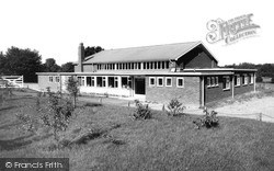 Wheathampstead, Memorial Hall c.1965
