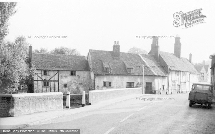 Photo of Wheathampstead, The Bridge c.1965