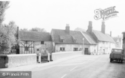 Wheathampstead, The Bridge c.1965