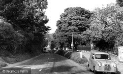 Wheathampstead, The Hill c.1960