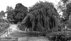 Wheathampstead, Water End c.1960