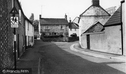 Bell Lane c.1960, Wheatley