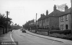 Church Road c.1955, Wheatley