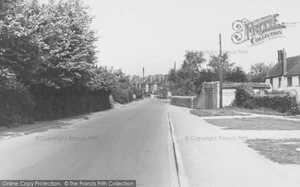 Photo of Wheatley, Crown Road c.1960
