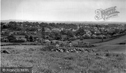 General View c.1955, Wheatley