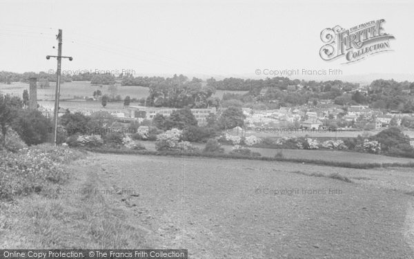 Photo of Wheatley, General View c.1955