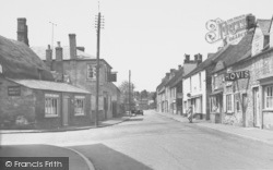 High Street c.1955, Wheatley