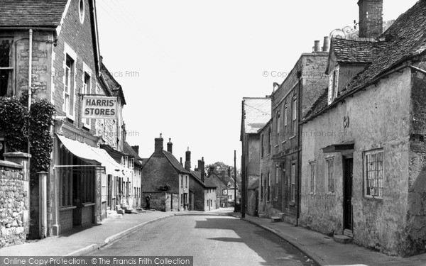 Photo of Wheatley, High Street c.1955
