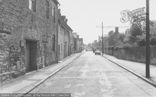Photo of Wheatley, High Street c.1960