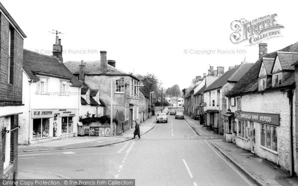 Photo of Wheatley, High Street c1965
