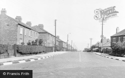 Wheatley Hill, East View c.1950