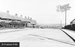 Quetlaw Road c.1950, Wheatley Hill