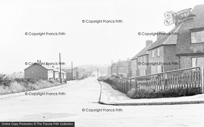 Photo of Wheatley Hill, Quilstyle Road c.1950