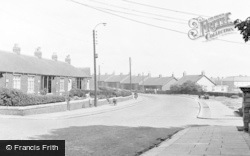 Wheatley Hill, The Aged Miners' Homes c.1950
