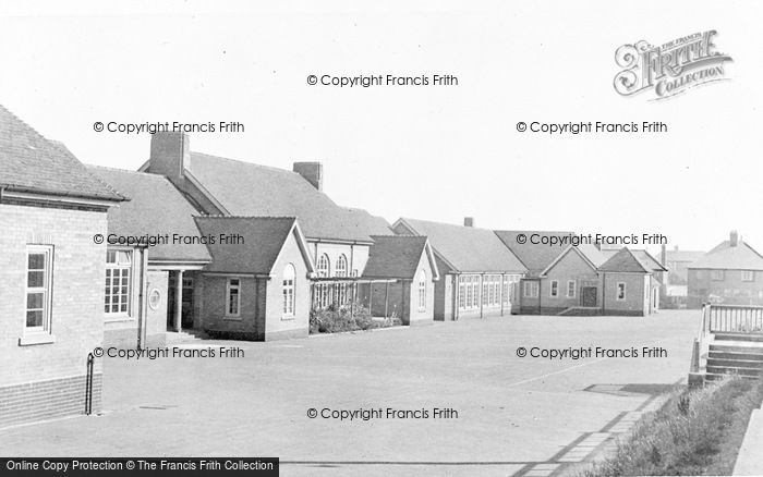 Photo of Wheatley Hill, The Girls' High School c.1950