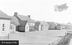 The Girls' High School c.1950, Wheatley Hill