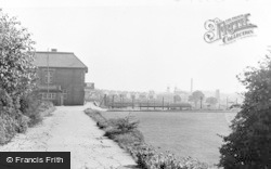 Wheatley Hill, The Recreation Ground c.1950