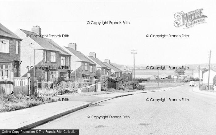 Photo of Wheatley Hill, Wingate Lane c.1950
